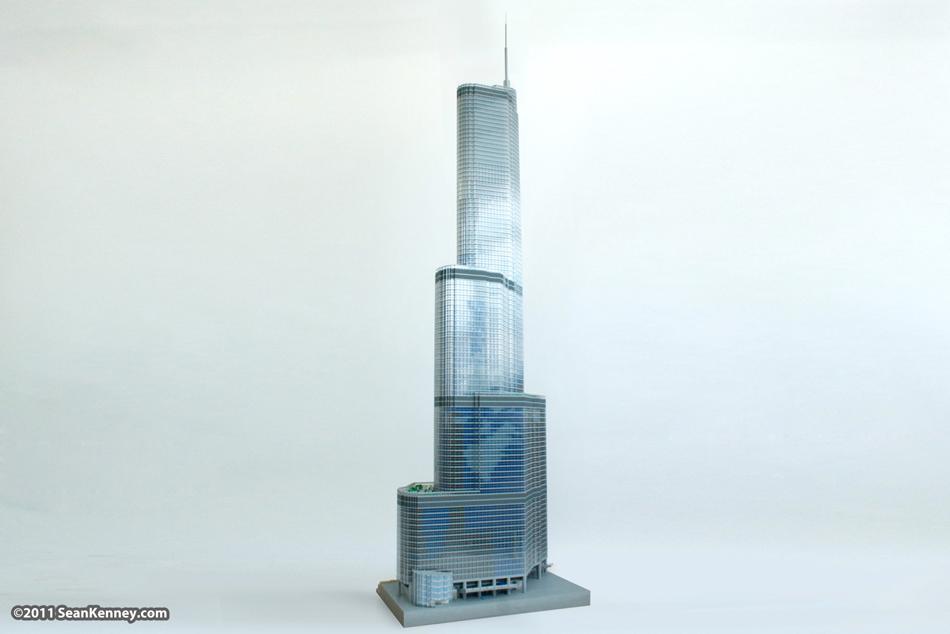 Chicago skyscraper Good Morning America