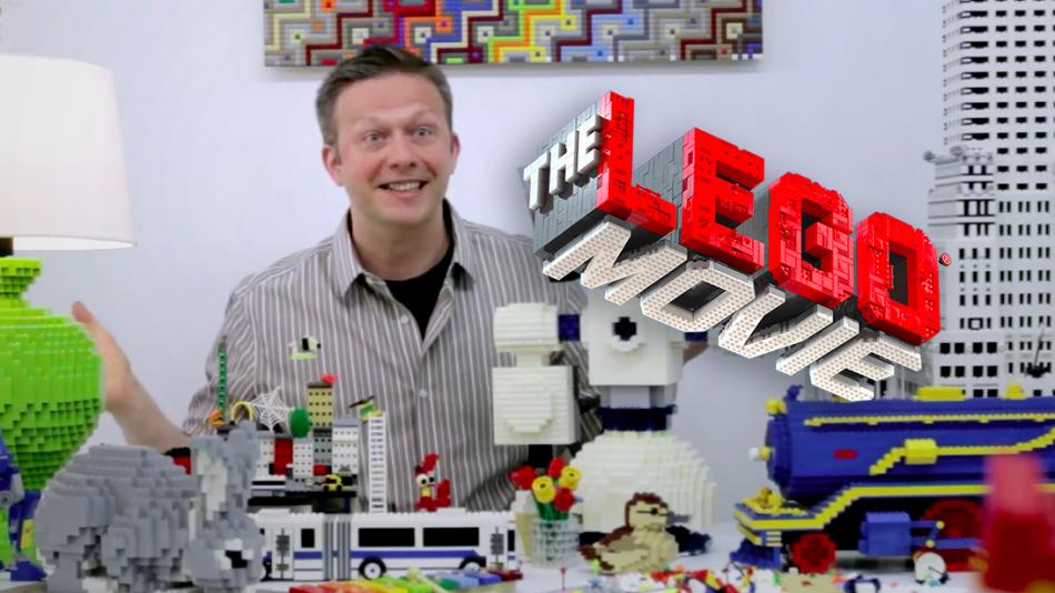 Sean-kenney-presents-the-lego-movie-castles LEGO art by Sean Kenney
