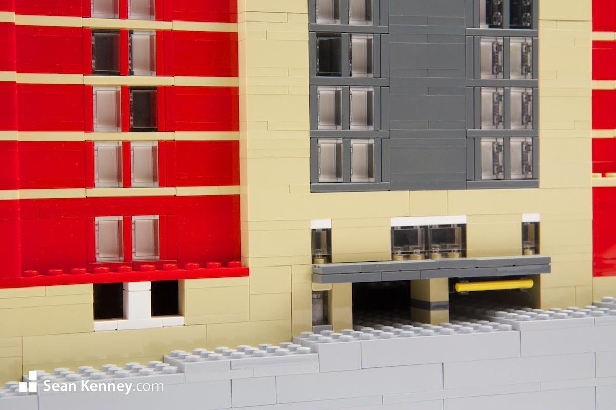 Sean Kenney Art With Lego Bricks Bloomington Marriott