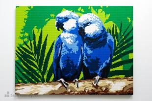 lego_parrot_mural 6