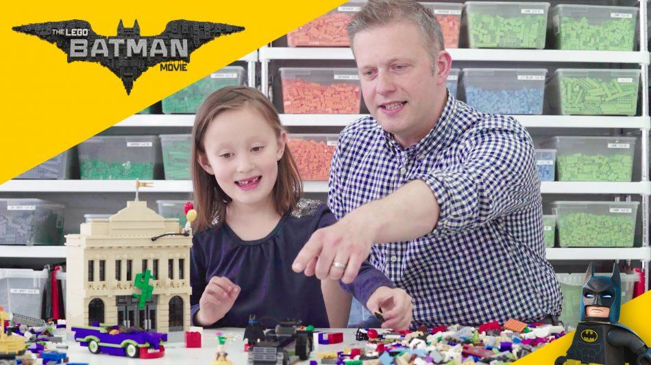 The-lego-batman-movie-sean-kenney-builds-episode-3-gotham-city-bank LEGO art by Sean Kenney