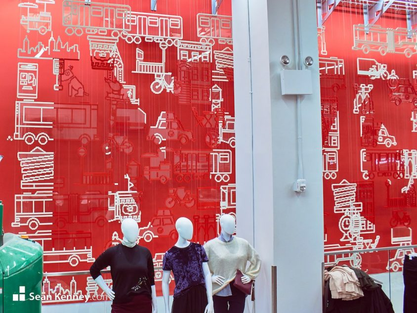 The-building-blocks-of-nyc-at-target-herald-square LEGO art by Sean Kenney