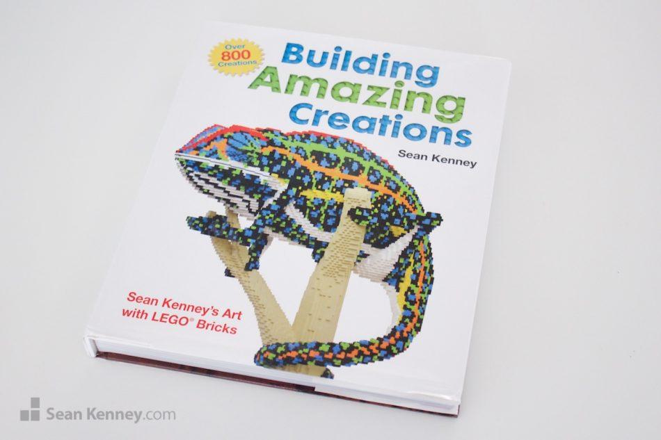 Building-amazing-creations LEGO art by Sean Kenney