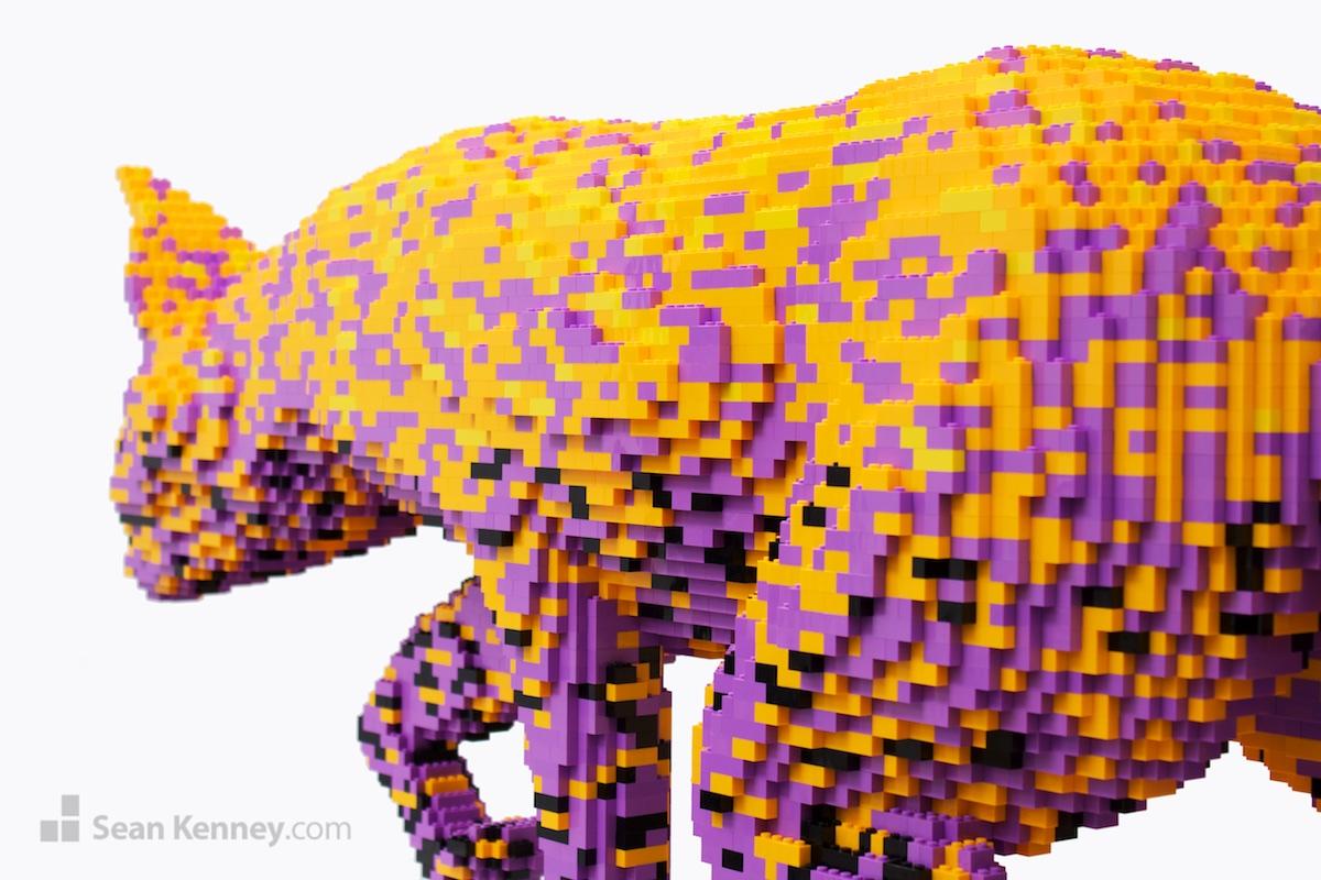 FOX LEGO ARTIST